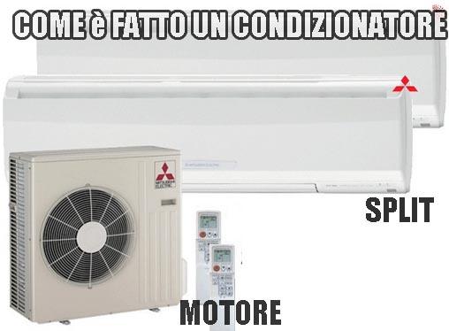 Come Installare Un Condizionatore : Come montare condizionatore termosifoni in ghisa scheda