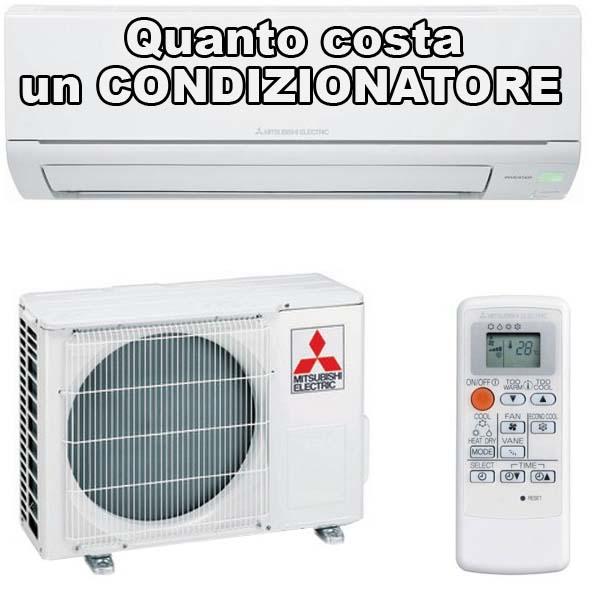 Prezzi climatizzatori condizionatori aria opinioni e for Mitsubishi climatizzatori