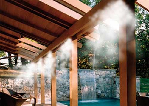 Ventilatore Ad Acqua Nebulizzata.Cosa Sono E Come Funzionano I Nebulizzatori Ad Acqua Per